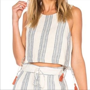 Tularosa Marley Crop Top